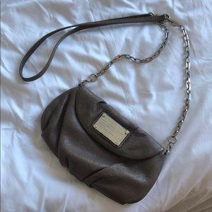 Marc By Marc Jacobs dark grey cross body bag